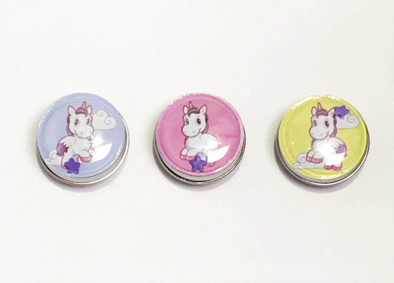 unicorn body balm